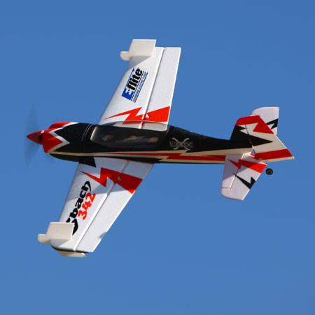 超小型飞机 大机享受 (e-flite)